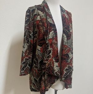 3for$20 cardigan floral